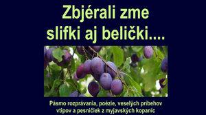17.10.2018 ZBJÉRALI ZME SLIFKI AJ BELIČKI....