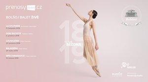 Předplatné na novou sezónu Bolšoj baletu z Moskvy je v prodeji