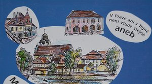 Malý zábavný průvodce Týnem nad Vltavou a okolím - Martina Krausová