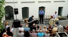 Zázvůrková, Macháček a Swing trio Avalon - Hudební pátky 2018