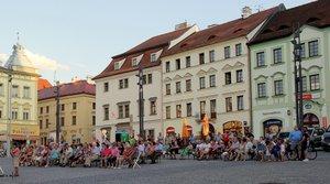 Ungellerka - Letní hudební středy