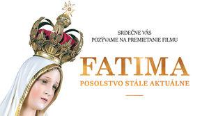19.11.2018 Fatima - posolstvo stále aktuálne