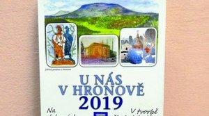 Stolní kalendář 2019