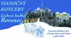 16.12.2018 Vianočný koncert ĽH Rovenec