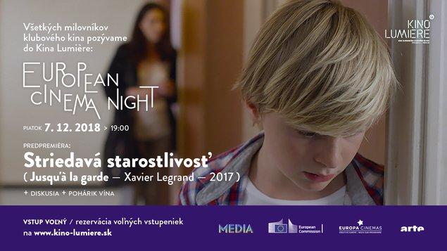 9714b0563 Bratislavské Kino Lumière sa ako jediné na Slovensku zapojilo do  medzinárodného projektu European Cinema Night, ktorého cieľom je osláviť  mimoriadne ...