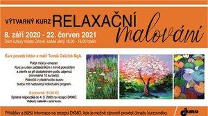 Výtvarný kurz - Relaxační malování