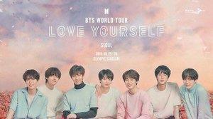BTS World Tour Love Yourself in Seoul  --> pridané premietanie