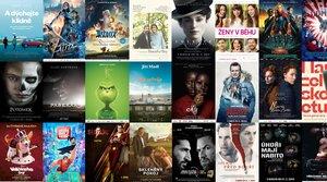 Burza plakátů 16. - 22. dubna ve foyer kina