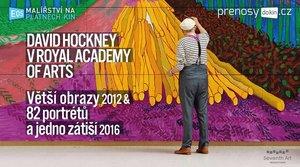 Exhibition on Screen: David Hockney v Kráľovskej akadémii umení