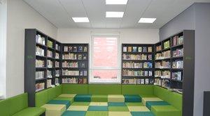 Výběrové řízení na místo Knihovnice / Knihovník