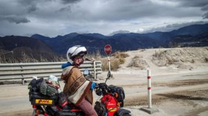Dominika na cestě aneb přednáška o tom,  co zvládla česká motorkářka v Jižní Americe
